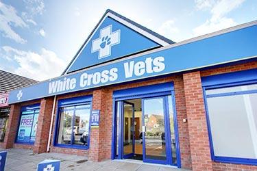 White Cross Vets, Widnes