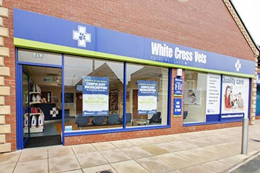 White Cross Vets, Wolstanton