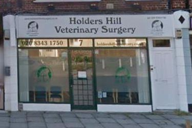 Wood Street Veterinary Group, Holders Hill Vet Surgery