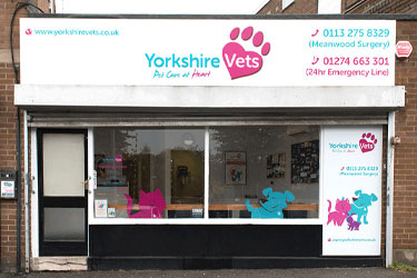 Yorkshire Vets, Meanwood Surgery